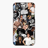 John Mayer Collage Photo iPhone XR Case