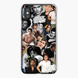 John Mayer Collage Photo iPhone XS Max Case