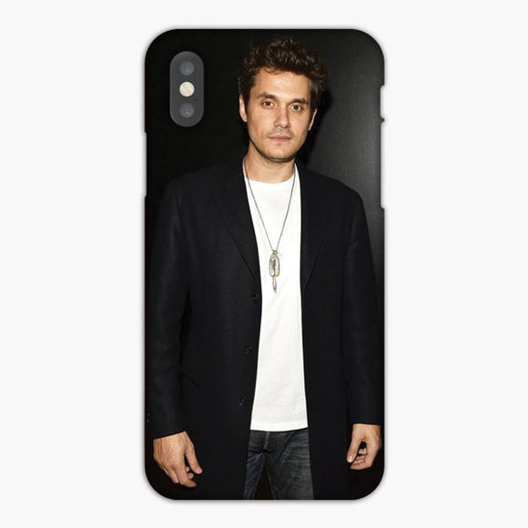 John Mayer New Light iPhone X Case
