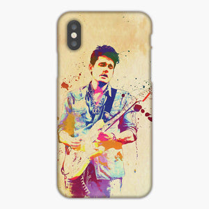 John Mayer Paint Splatter iPhone XS Max Case