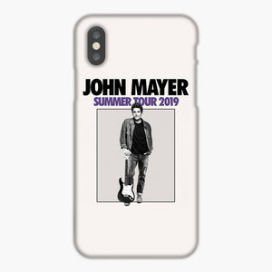 John Mayer Summer Tour 2019 iPhone 8 Plus Case