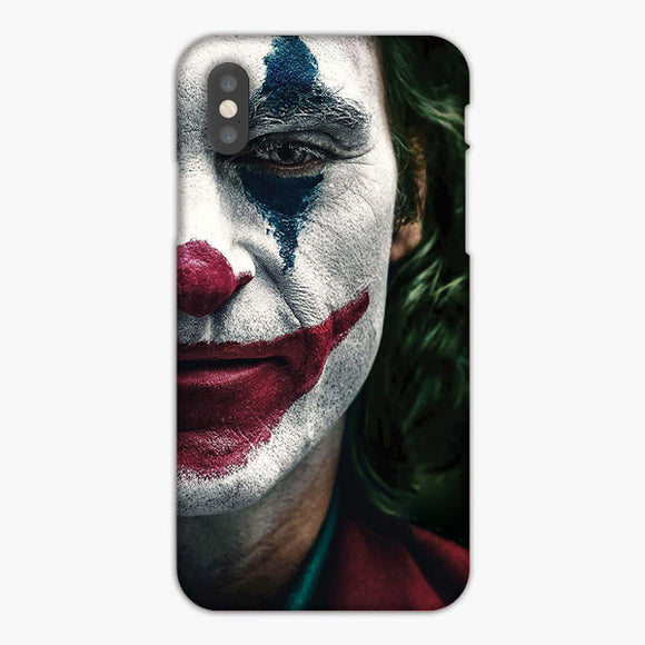 Joker 2019 Artwork Joaquin Phoenix iPhone XS Max Case