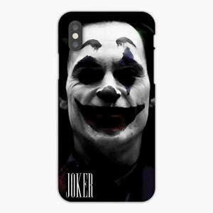 Joker 2019 Poster Artwork iPhone XS Case
