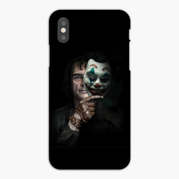 Joker Artwork 2019 Joaquin Phoenix iPhone X Case