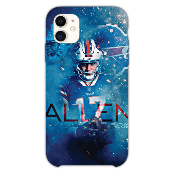 Josh Allen Buffalo iPhone 11 Case