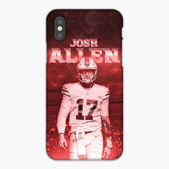 Josh Allen Man Or Machine iPhone 7 Case
