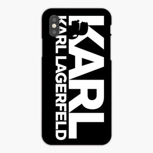 Karl Karl Lagerfeld iPhone 8 Case