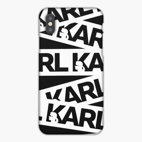 Karl Lagerfeld iPhone 8 Case