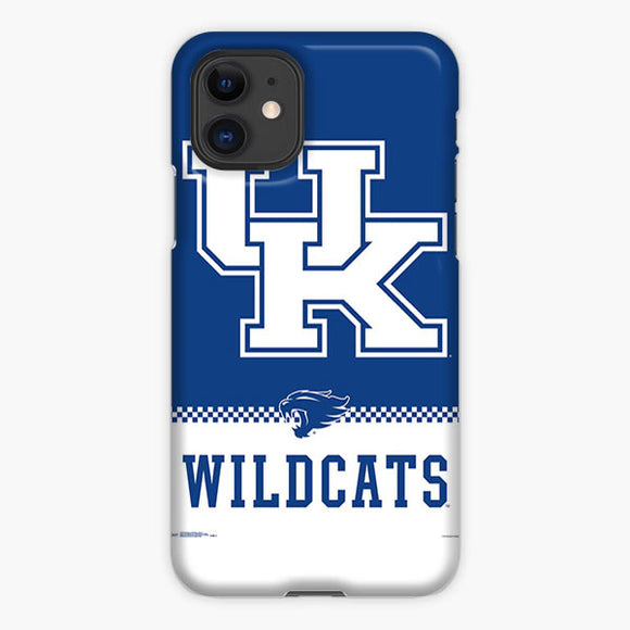 Kentucky Wildcats iPhone 11 Case, Plastic Case, Snap Case & Rubber Case