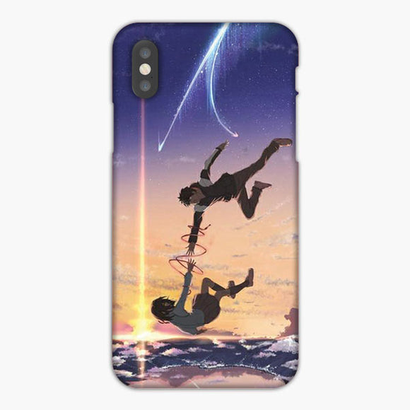 Kimi No Na Wa Mitsuha iPhone 7 Case