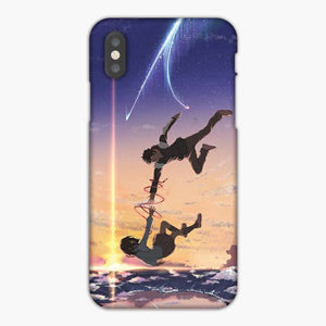 Kimi No Na Wa Mitsuha iPhone XS Case