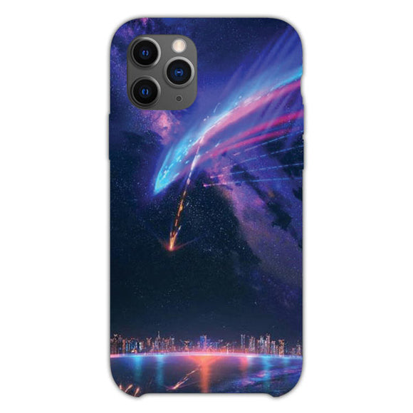 Kimi No Na Wa Your Name Zerochan Anime iPhone 11 Pro Case