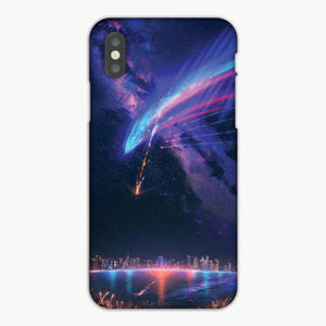 Kimi No Na Wa Your Name Zerochan Anime iPhone X Case