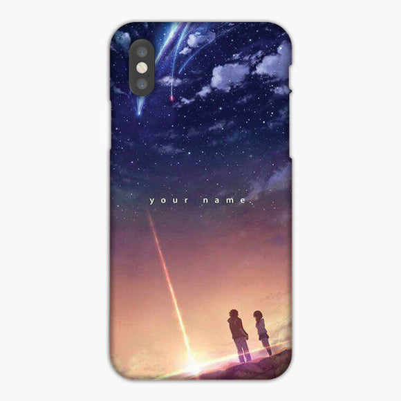 Kimi No Na Wa Your Name iPhone XS Case
