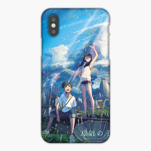 Kiminonawa Weathering With Me iPhone 8 Case
