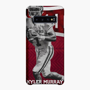 Kyler Murray Big 12 Samsung Galaxy S10 Plus Case, Snap Case 3D Print