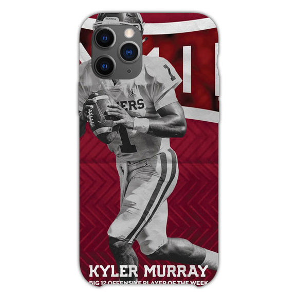 Kyler Murray Big 12 iPhone 11 Pro Case
