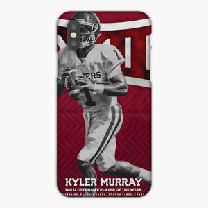 Kyler Murray Big 12 iPhone 8 Case