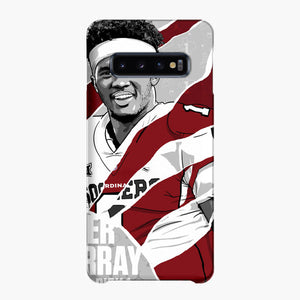 Kyler Murray Rd 1 Samsung Galaxy S10 Plus Case, Snap Case 3D Print