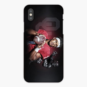 Kyler Murray's Heisman Trophy Win Further iPhone XS Max Case, Plastic Case, Snap Case & Rubber Case