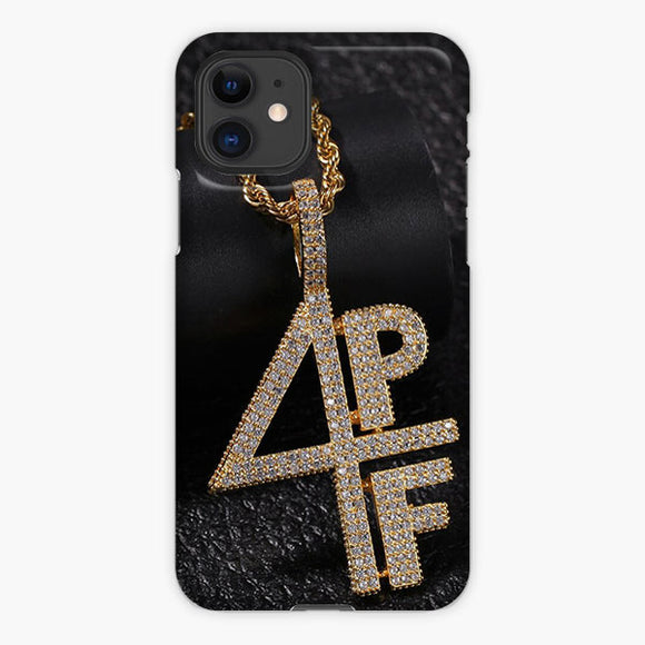 Lil Baby 4pf Diamond Logo iPhone 11 Case, Plastic Case, Snap Case & Rubber Case