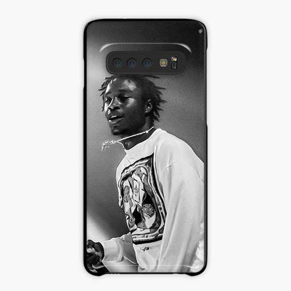 Lil Tjay True 2 Myself Genre Rnb Samsung Galaxy S10 Case, Plastic Black