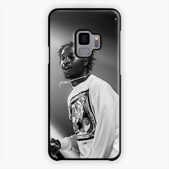 Lil Tjay True 2 Myself Genre Rnb Samsung Galaxy S9 Case, Plastic Black