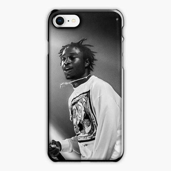 Lil Tjay True 2 Myself Genre Rnb iPhone 8 Plus Case, Plastic Black