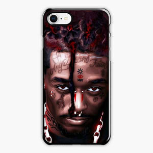 Lil Uzi Vert A Cool Rapper iPhone 8 Plus Case, Plastic Black