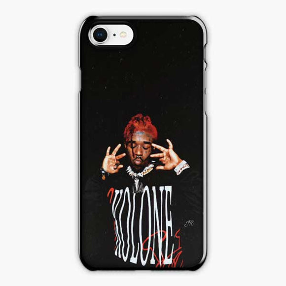 Lil Uzi Vert A Cool iPhone 8 Plus Case, Plastic Black