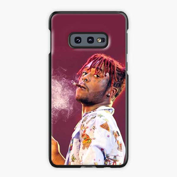 Lil Uzi Vert Dreadlocks Rapper Samsung Galaxy S10e Case, Plastic Black