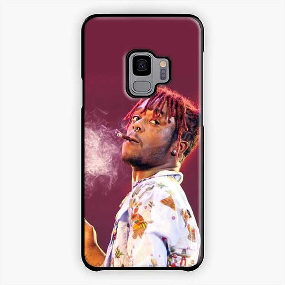 Lil Uzi Vert Dreadlocks Rapper Samsung Galaxy S9 Case, Plastic Black