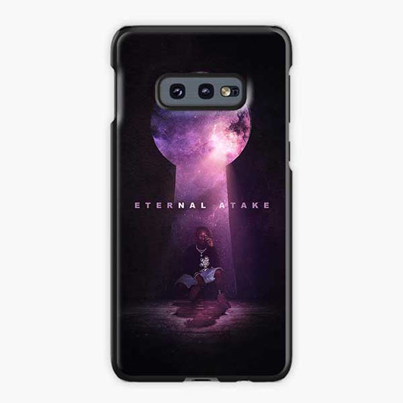 Lil Uzi Vert Eternal Atake Cry Samsung Galaxy S10e Case, Plastic Black