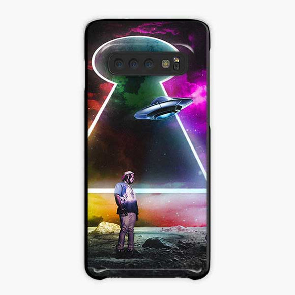 Lil Uzi Vert Eternal Atake Key Samsung Galaxy S10 Case, Plastic Black