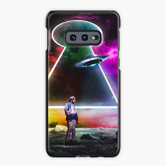 Lil Uzi Vert Eternal Atake Key Samsung Galaxy S10e Case, Plastic Black