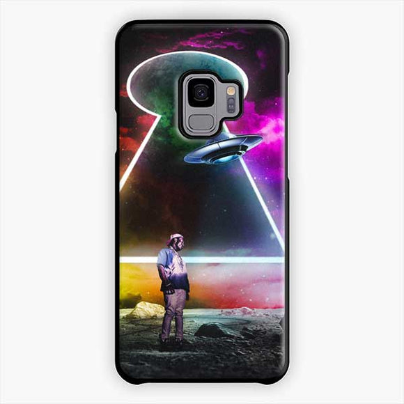 Lil Uzi Vert Eternal Atake Key Samsung Galaxy S9 Case, Plastic Black
