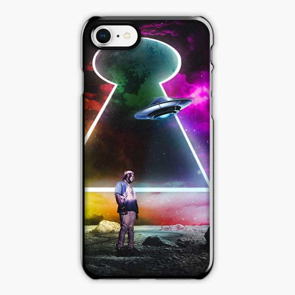 Lil Uzi Vert Eternal Atake Key iPhone 8 Case, Plastic Black