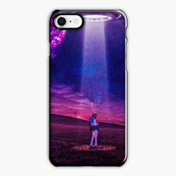 Lil Uzi Vert Eternal Atake Ufo iPhone 8 Case, Plastic Black