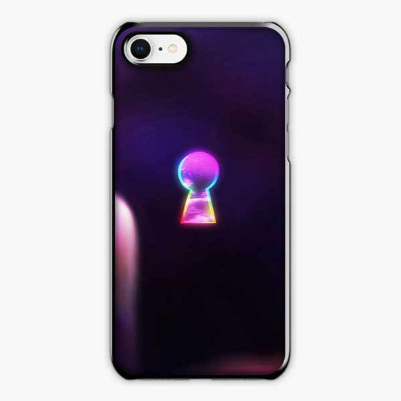 Lil Uzi Vert Eternal Atake iPhone 8 Case, Plastic Black