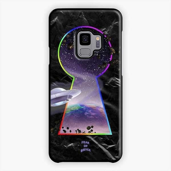Lil Uzi Vert Fear Of Bryce Samsung Galaxy S9 Case, Plastic Black