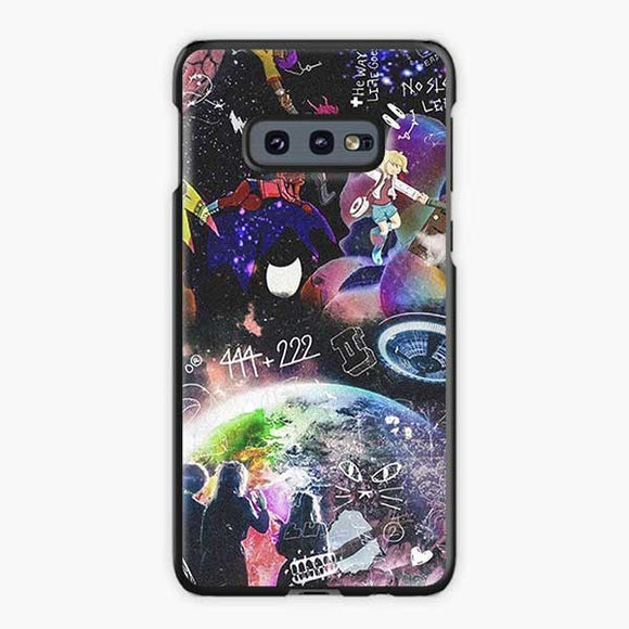 Lil Uzi Vert Rage The World Samsung Galaxy S10e Case, Plastic Black