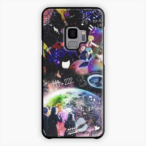 Lil Uzi Vert Rage The World Samsung Galaxy S9 Case, Plastic Black
