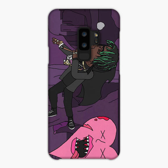 Lil Uzi Vert Songs Samsung Galaxy S9 Plus Case, Snap Case 3D Print