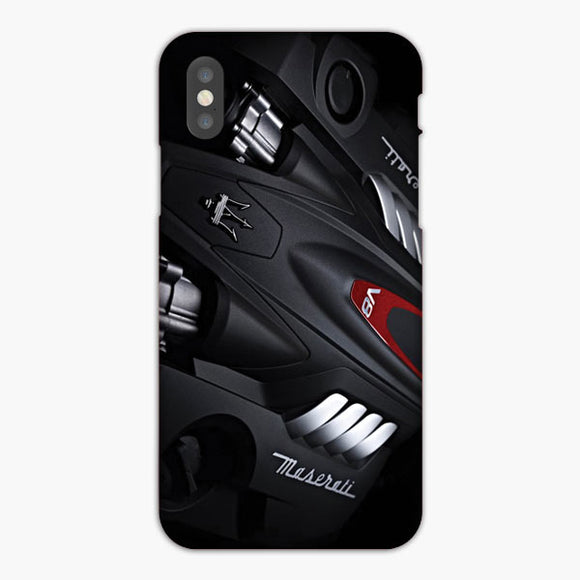 Maserati Quattroporte Engine iPhone 7 Case
