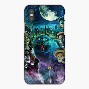 Monsterman Graphic 3 Sizes Pet Sematary iPhone 7 Case