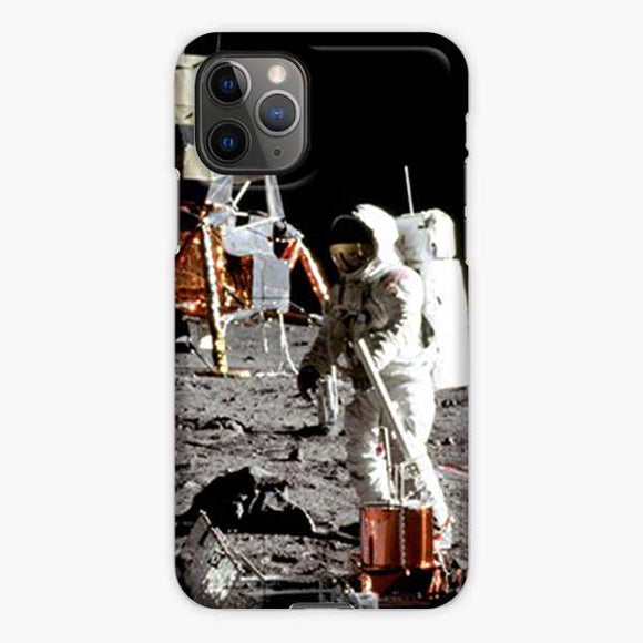 Nasa Sold Moon Landing iPhone 11 Pro Case, Snap 3D Case