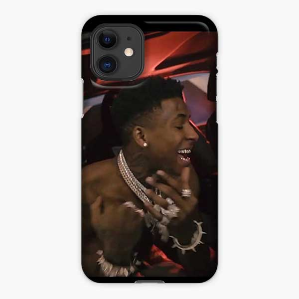 Nba Youngboy 4ktrey Slime Iphone 11 Case Apple Plastic Rubber Phone Case