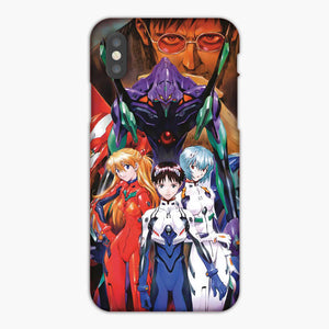 Neon Genesis Evangelion Forum Portugues iPhone XS Max Case