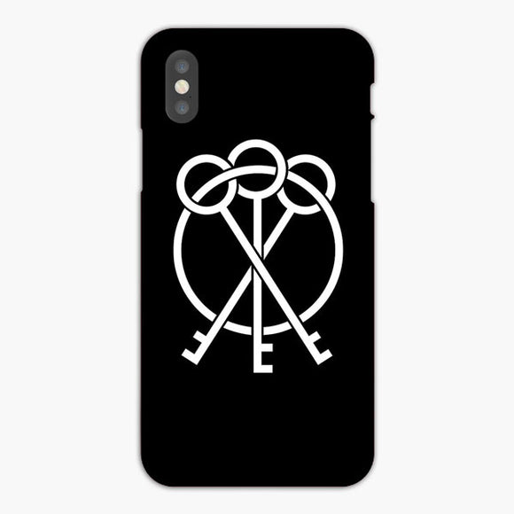 Nf Perception Logo iPhone XS Case