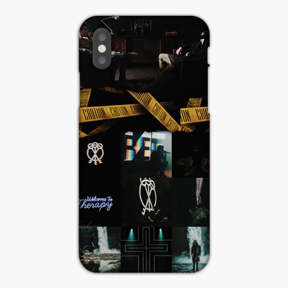 Nf Real Welcome To Therapy iPhone XS Case